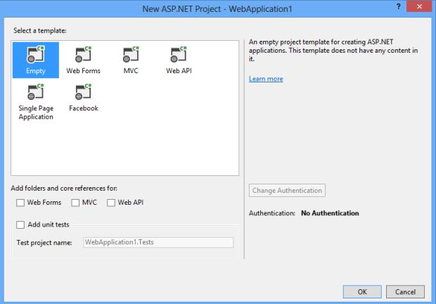 asp_net_web_application_visual_Studio_2013_yeni_proje_empty_template